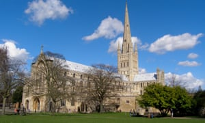 Norwich Cathedral, Norwich.