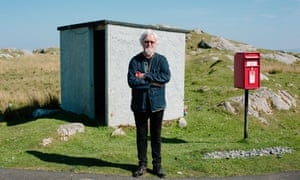 Billy Connolly on the Isle of Harris for his Made in Scotland special.