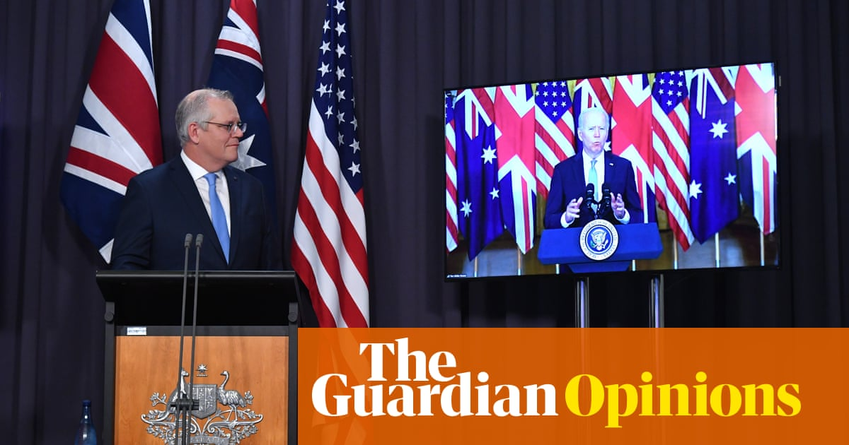 Aukus is jolting Australia out of its strategic stability cocoon