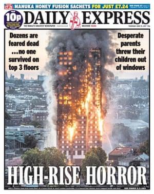Daily Express, UK