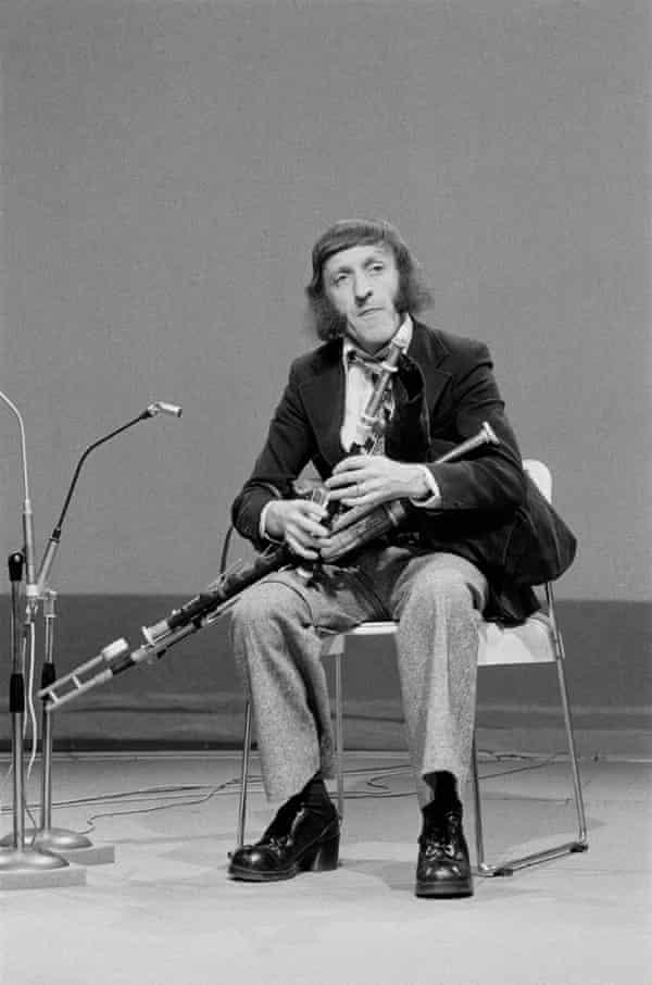 Paddy Moloney Obituary    Folk music