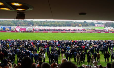 France-Galop forced to up Arc game after Longchamp shambles | Sport