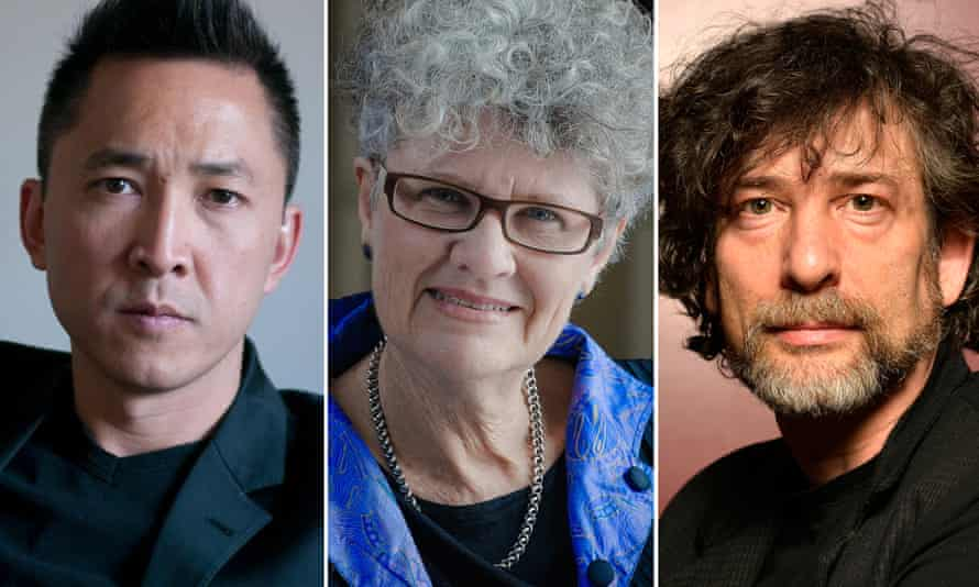 Viet Thanh Nguyen, Kate Grenville and Neil Gaiman
