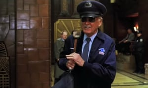 Stan Lee movie cameos - Fantastic Four