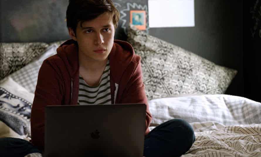 A smart spin on the straight romcom … Nick Robinson in Love, Simon.