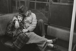 "From ""Life and Love on the New York City Subway,"" 1947"