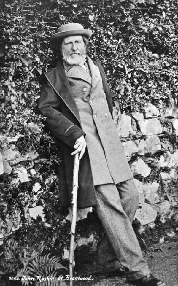 John Ruskin.