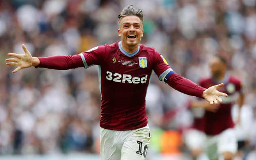 Jack Grealish is back in big time.