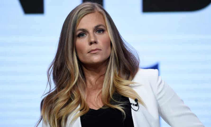 Samantha Ponder highlighted sexist abuse she had received from Barstool's founder
