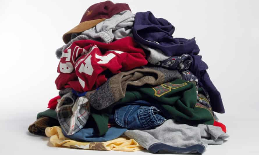Fast fashion is causing us to thousands of tonnes of clothing every year.