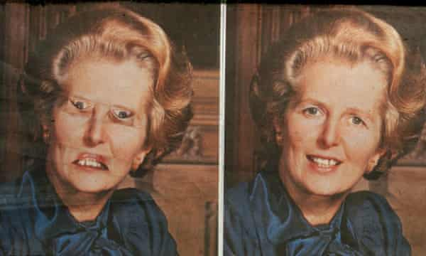 The Thatcher Illusion Are Faces Special Science The Guardian