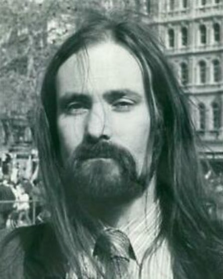 A one-time man of the cloth with strikingly long hair, Nick Beacock was dubbed 'Nick the Vic'