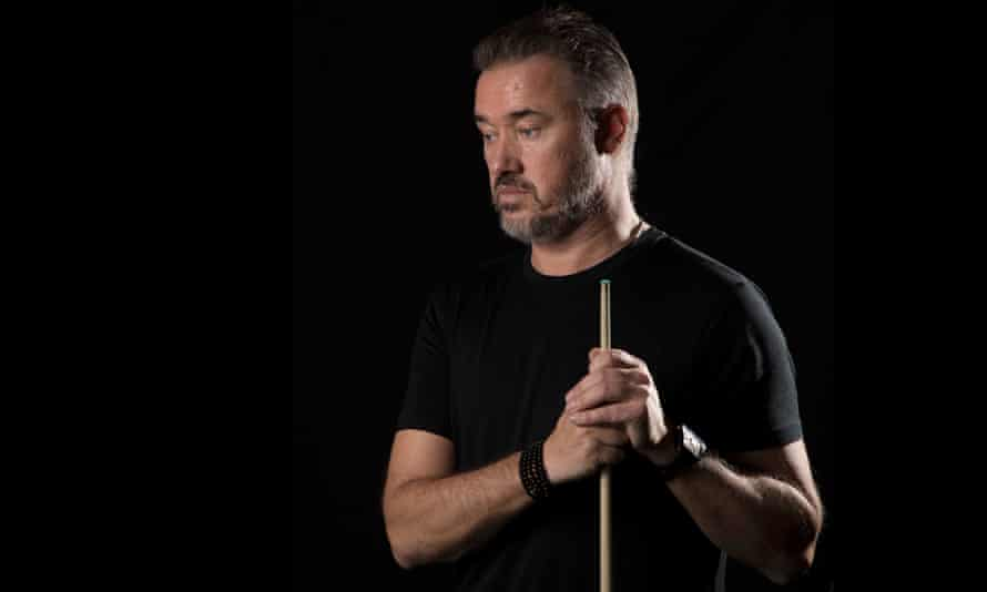 Stephen Hendry has not lost his competitive streak. 'Steve Davis let it go years ago but it still hurts me, watching people win at the Crucible.'