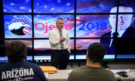 Internal polling commissioned by the Ojeda campaign suggests he holds a double-digit lead on his most likely opponents for a general election, but a majority of voters are still undecided.