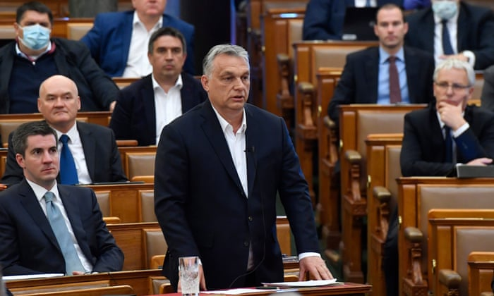 Hungary's emergency law 'incompatible with being in EU', say MEPs ...