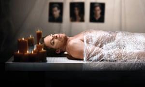 Michael C Hall as Dexter Morgan