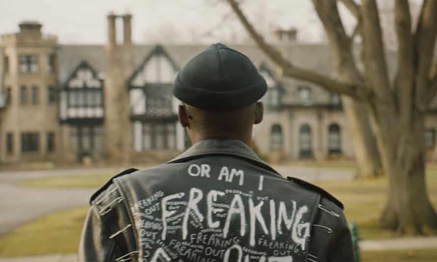 Ashton Sanders in Native Son.