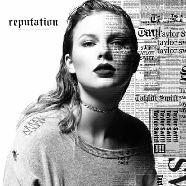 Album artwork for Taylor Swift.