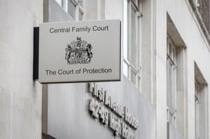 The Central Family Court, High Holborn, London