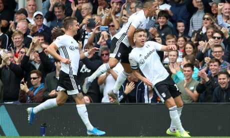 Tom Cairney's thunderbolt sees off Blackburn and gives Fulham first win