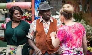EastEnders is among the TV shows that Project Diamond will monitor for diversity.