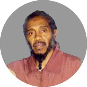 "Fred ""Muhammad"" Burton."