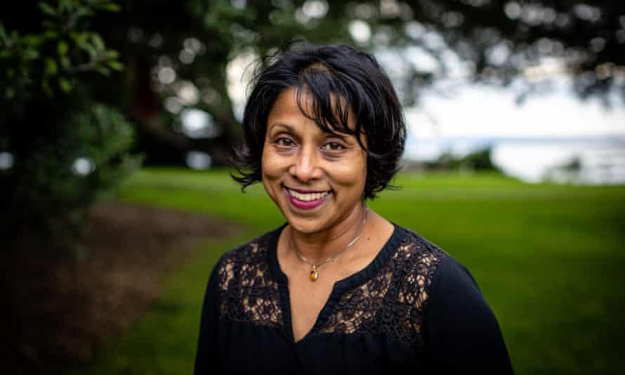 New Zealand author Dr Himali McInnes