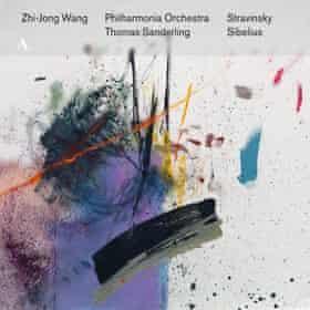 zhi-jong wang: stravinsky sibelius