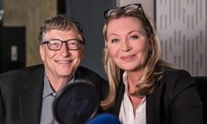 Bill Gates and Kirsty Young on Desert Island Discs