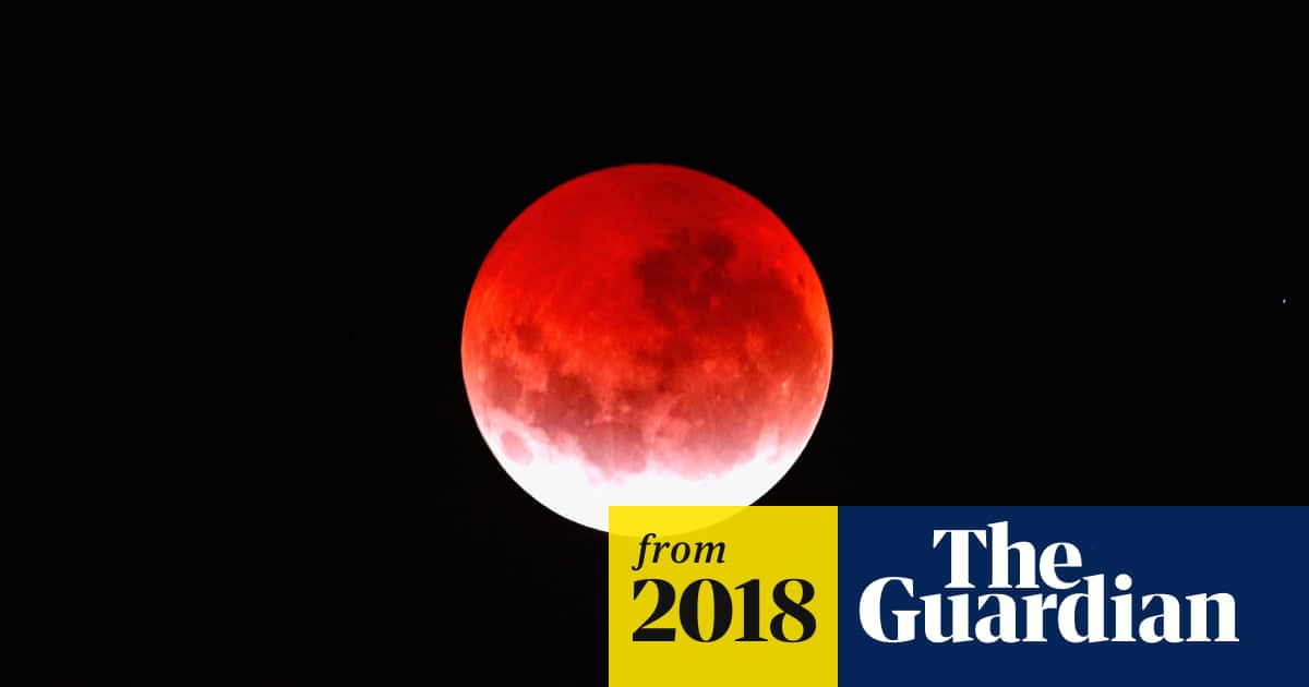 Blood moon: all you need to know about this week's lunar