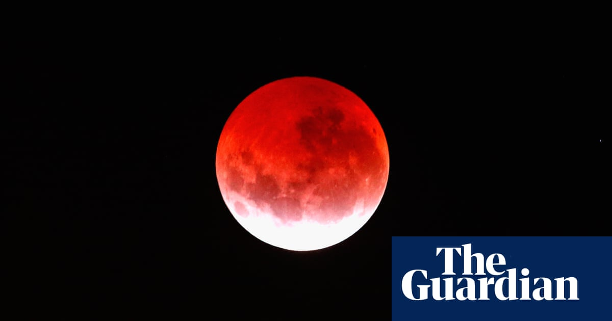huge selection of 5ac78 9a79a Blood moon  all you need to know about this week s lunar eclipse   Science    The Guardian