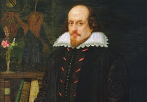 Portrait of William Shakespeare (1564-1616), 1849. Found in the collection of Manchester City Art Gallery. Artist : Brown, Ford Madox