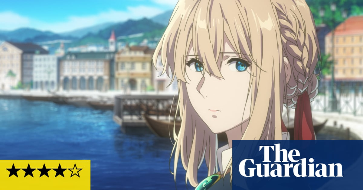 Violet Evergarden: The Movie review – a breathtaking return for Kyoto Animation