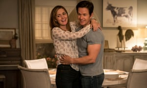 'A sense of verisimilitude': Rose Byrne and Mark Wahlberg in Instant Family