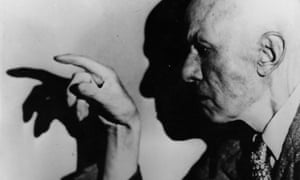 Aleister Crowley, circa, 1938.