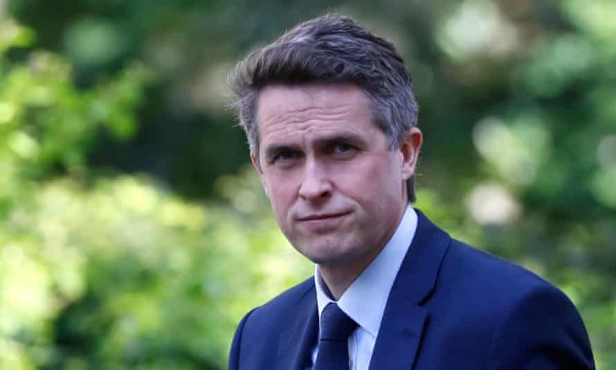 Gavin Williamson: 'It is the mediocrity at the pinnacle of power that is more startling: the toytown thug - complete with tarantula - now in charge of the nation's schools...'