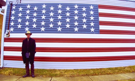 Rich Hall's Working For The American Dream … a story littered with lumpy metaphors.