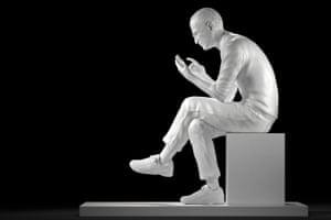 The Prophet (Steve Jobs) by Sebastian Errazuriz