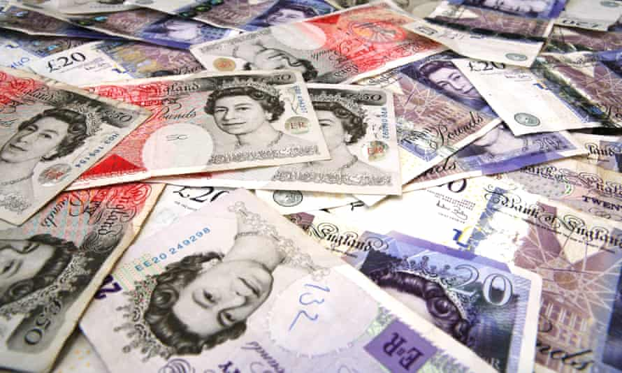 A British pound is worth more than $1.40 now.
