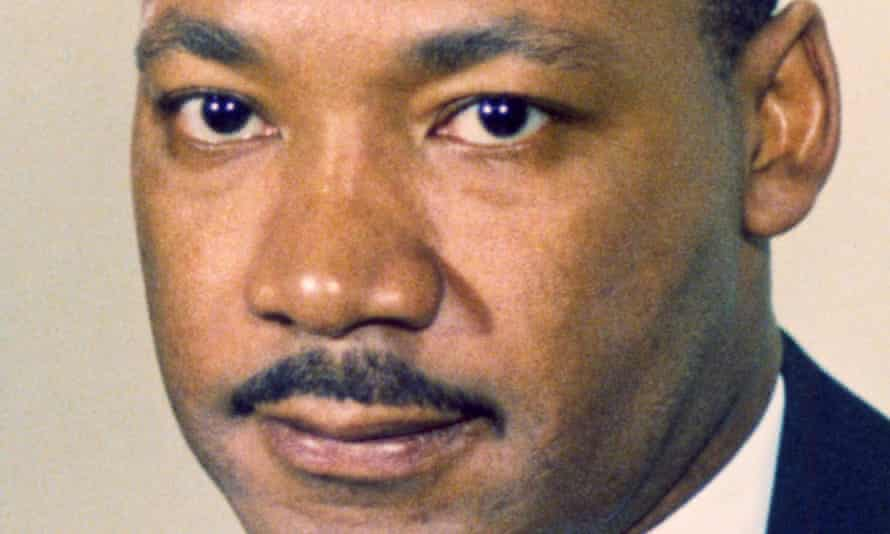 Martin Luther King in 1967