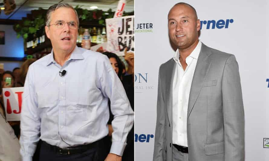 Who wouldn't hang out with Jeb Bush from time to time for the chance of getting a huge payout?
