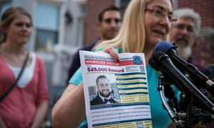 Mary Rich, the mother of Seth Rich, who was a digital campaigner with the Democratic National Committee.