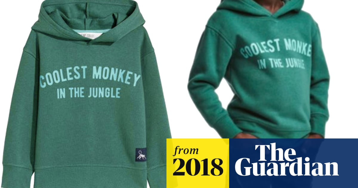 3ea9c0e21bf H&M apologises over image of black child in 'monkey' hoodie ...