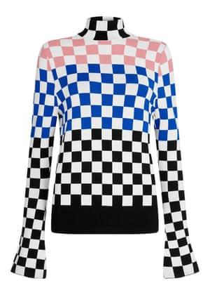 Checker board, £210, houseofholland.co.uk