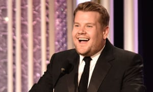 'I am truly honored to be hosting the Grammys next year' ... James Corden.