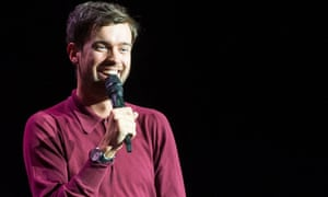 Thin gruel ... Jack Whitehall at the 02 Arena, London.