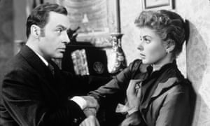 'Acute portrayal of psychological domestic abuse' … Charles Boyer and Ingrid Bergman in the 1944 film version of Gaslight.