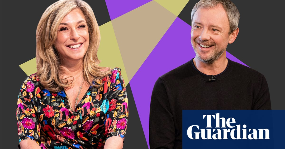 John Simm meets Tracy-Ann Oberman: 'Without the audience, we're just shouting in a room'