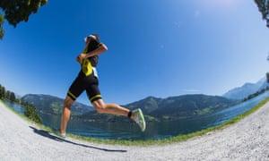 Sebastian Kienle running