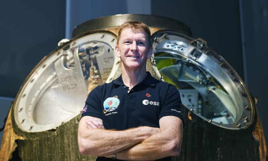 Astronaut, Tim Peake